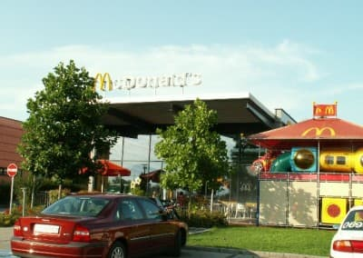 McDonalds in Hohenems